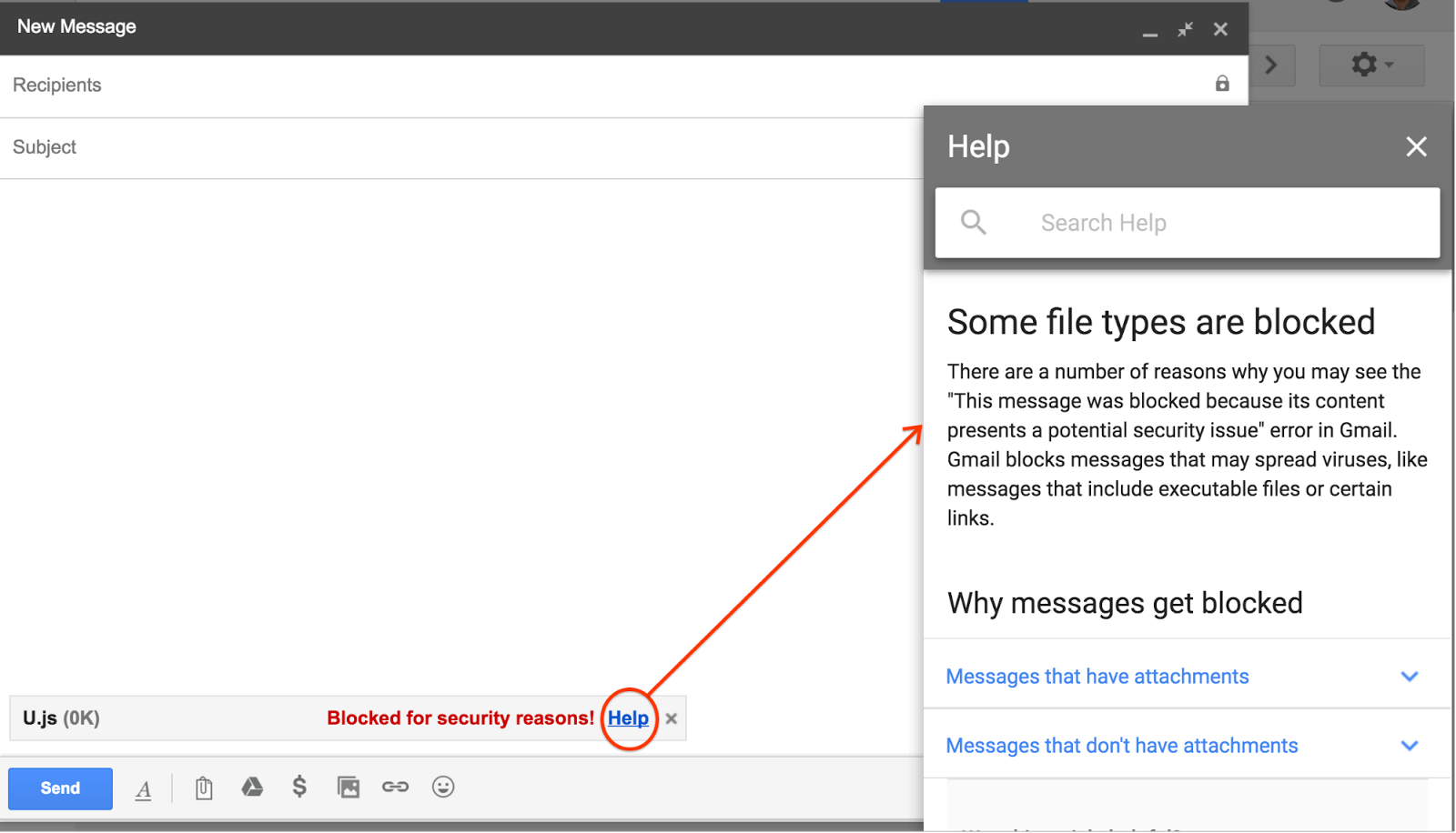 Gmail to Discontinue Javascript File Attachments | ITS News