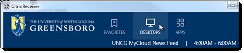 Desktops icon