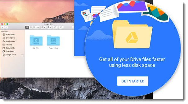 Enhancements to Google Drive: Team Drives and Drive File